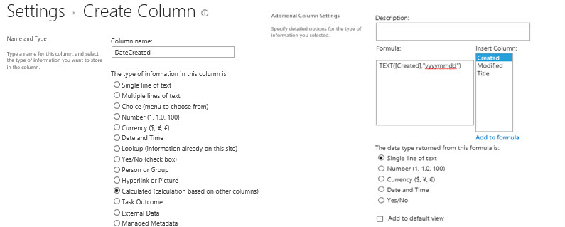 Unique Ticket Number Generator for your SharePoint List